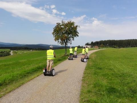 Segway Panorama - Tour